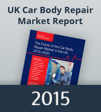 The Future of the UK Car Body Repair Market 2015-2020 Report